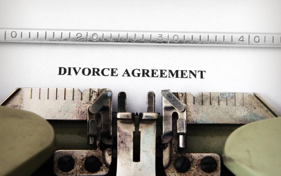 Divorcio de mutuo acuerdo sin juez